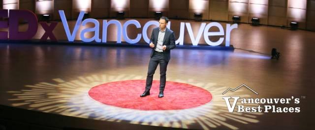 TEDxVancouver Logo