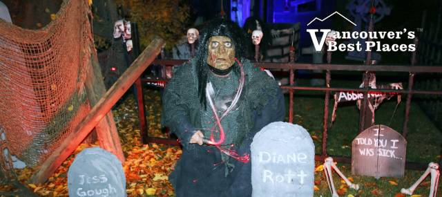 Anmore Manor Haunted House