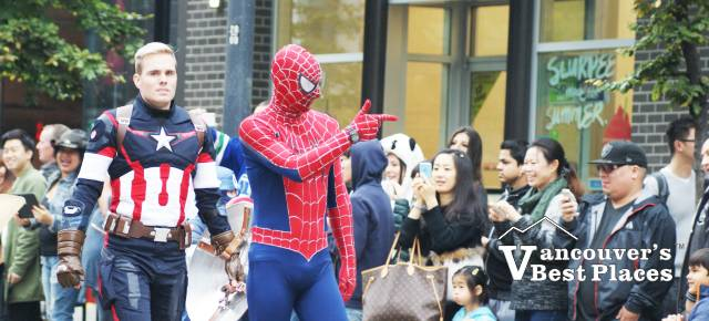 Wanneer Is T Halloween.Vancouver Halloween Parade In 2019 Vancouver S Best Places