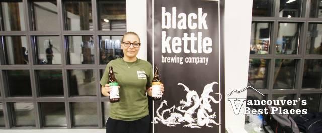 Black Kettle Brewing at Beer Week