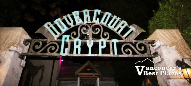 Dovercourt Crypt Haunted House