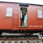 Escape Room Train in Squamish