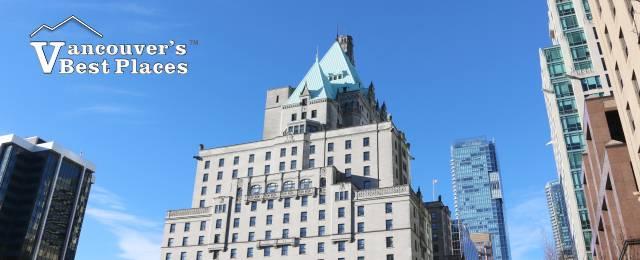 Fairmont Hotel Vancouver and Shangri-La