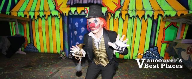 Fright Nights Car-N-Evil Clown