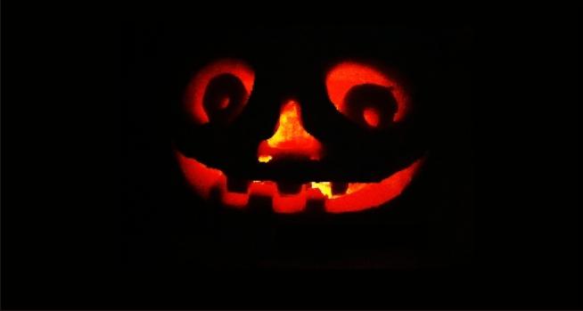 Science World at Halloween