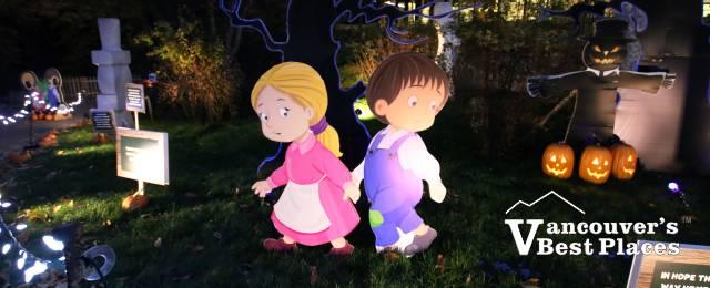 VanDusen Glow in the Garden