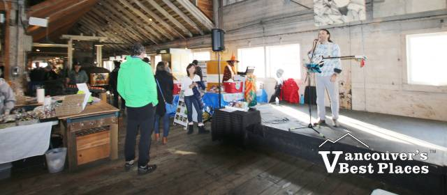 Music at Cannery Farmers Market