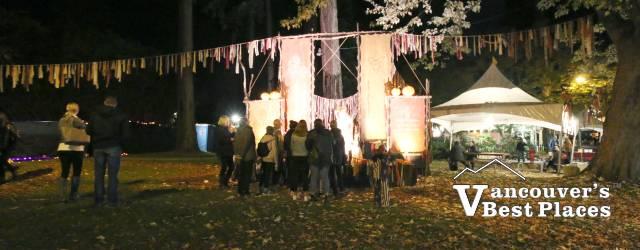 Stanley Park Halloween Venue