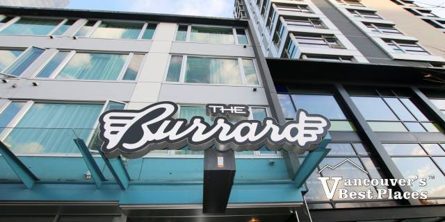 The Burrard Hotel