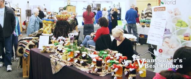 Christmas Craft Fair at Shadbolt Centre