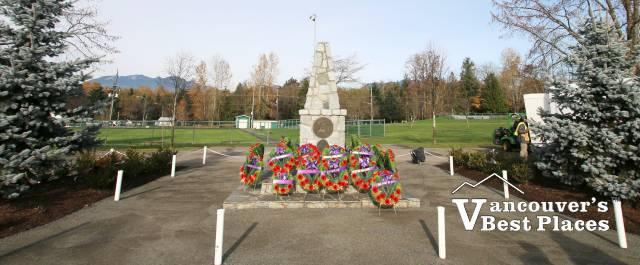 Confederation Park Cenotaph