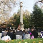 Remembrance Day in Stanley Park