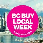 BC Buy Local Week and Vacationing Locally in Vancouver
