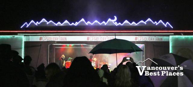 CP Christmas Train Concert