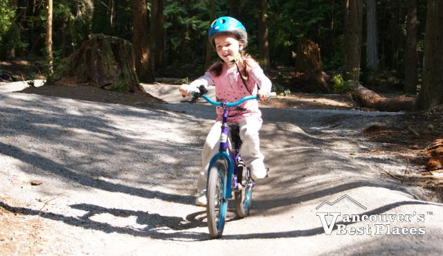 Kids Bike Park at Alice Lake