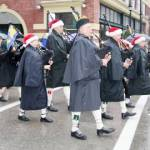 New West Santa Claus Parade Band