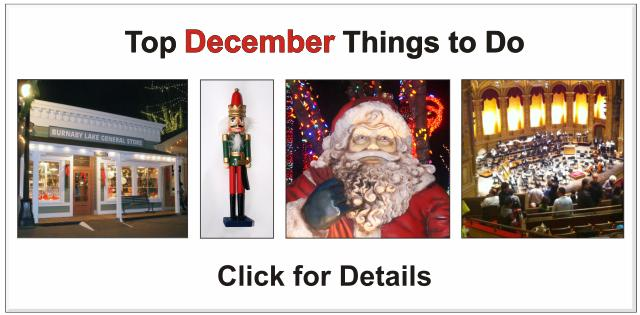 Top Vancouver December Things to Do