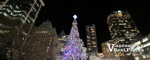 Vancouver Christmas.Vancouver Christmas Tree Lighting Vancouver S Best Places