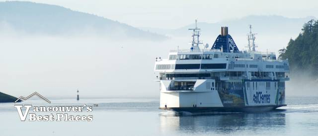BC Ferries Super Ferry