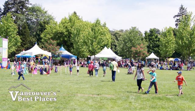 Children's Festival at Bear Creek