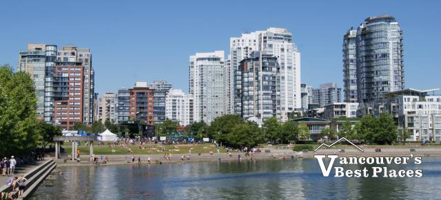 Yaletown's David Lam Park
