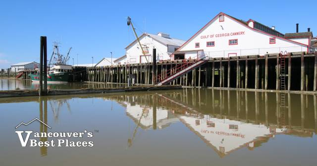 Gulf of Georgia Cannery at Waterfront
