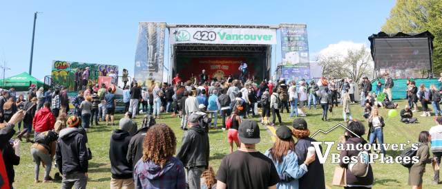 420 Vancouver Cannabis Festival