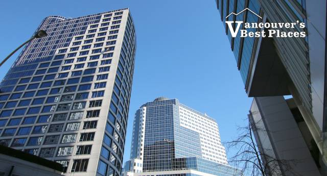 Fairmont Waterfront and Pan Pacific Hotels