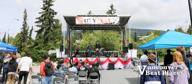 CityFest Music Stage