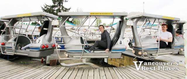 Playland's Enterprise Ride