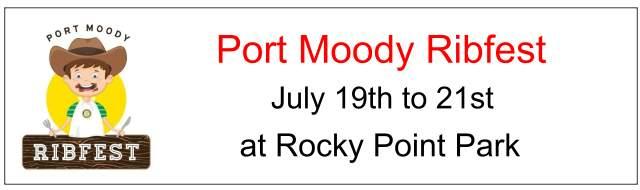 2019 Port Moody Ribfest