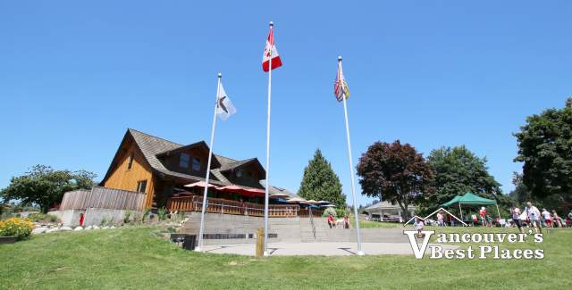 Fraser River Heritage Park in Mission