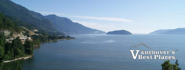 Howe Sound Sea to Sky Views