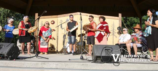 Indigenous Peoples Day in Port Moody