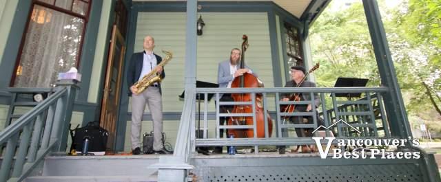 Paul Rushka, Oliver Gannon & Steve Kaldestad