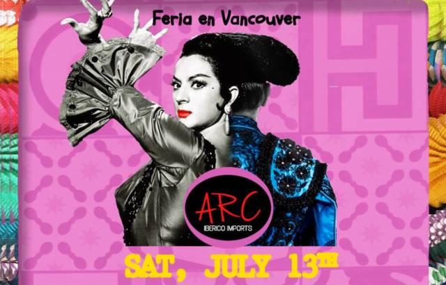 Arc Iberico Feria en Vancouver
