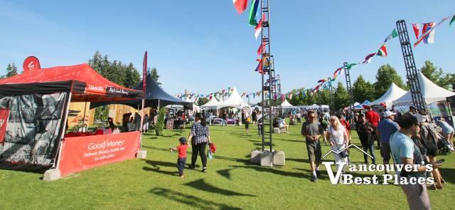 West Vancouver Bridge Festival