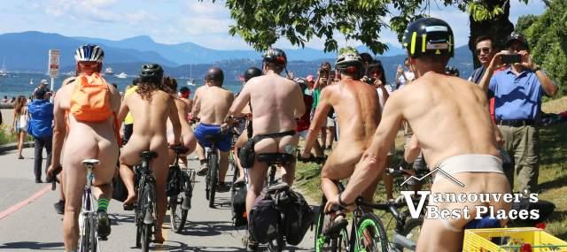 Vancouver World Naked Bike Ride
