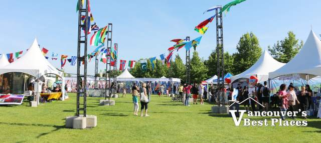 West Van Bridge Festival at Ambleside