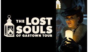 Lost Souls of Gastown Tour