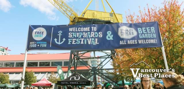 North Vancouver's Shipyards Festival