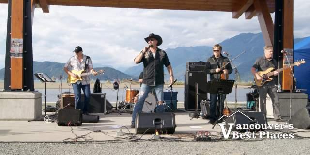 Todd Richard and TR Band at Harrison