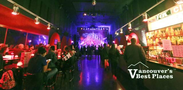 Vancouver's Fox Cabaret