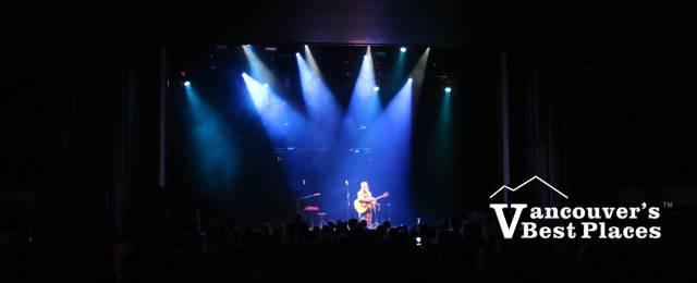 Westward Festival Concert at the Vogue