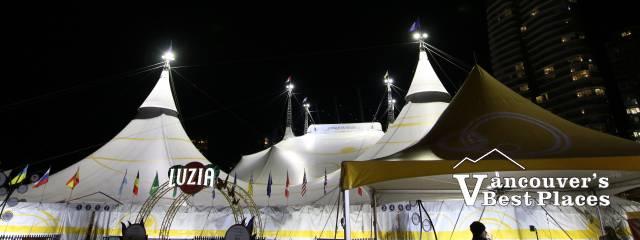 Cirque du Soleil's Luzia in Vancouver