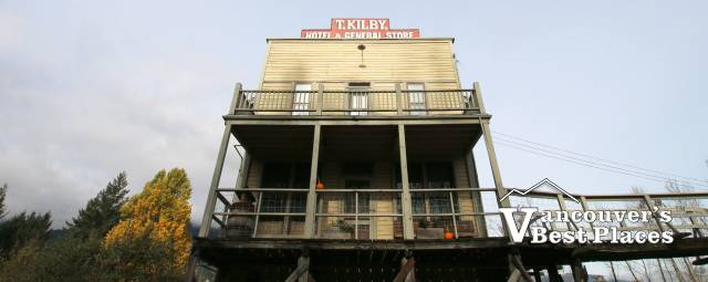 Kilby Hotel and General Store