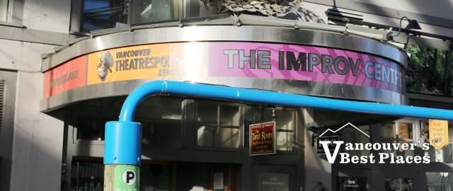 Vancouver Theatresports Improv Centre