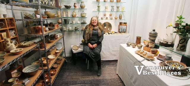 Artist Cheryl Stapleton