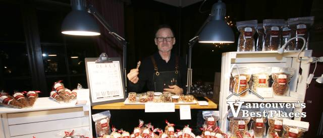 Christmas at Hycroft Candy Vendor