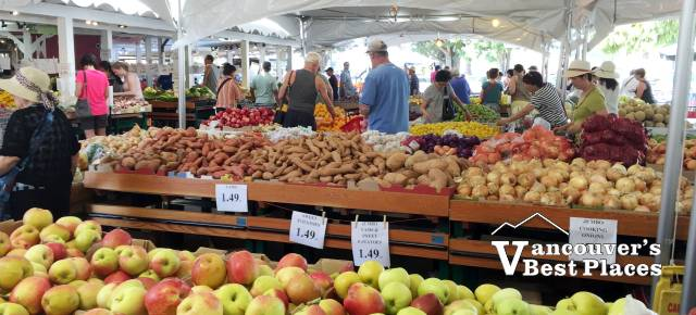Richmond Country Farm Produce Market